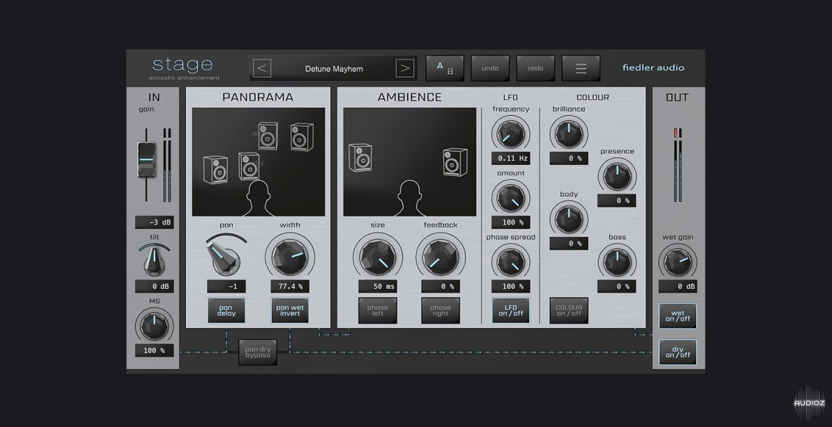 Download Fiedler Audio Stage v1 0 2 Incl Patched and Keygen-R2R » AudioZ