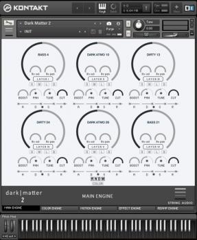 String Audio Dark Matter v2.5 KONTAKT UPDATE-SYNTHiC4TE screenshot