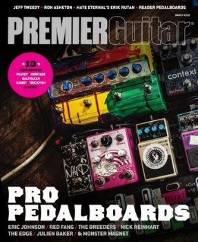 Premier Guitar - March 2019 screenshot