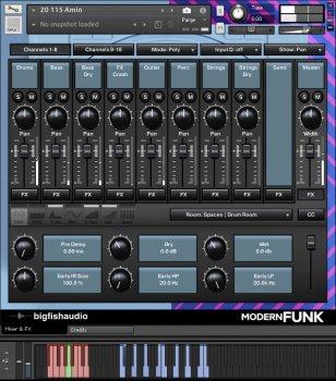 Big Fish Audio Modern Funk: Funk-Pop Construction Kits MULTiFORMAT screenshot