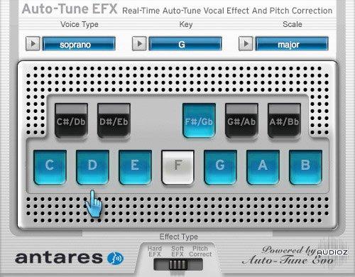 Download Antares Auto-Tune EFX v1 0 0 VST RTAS WiN X86 » AudioZ