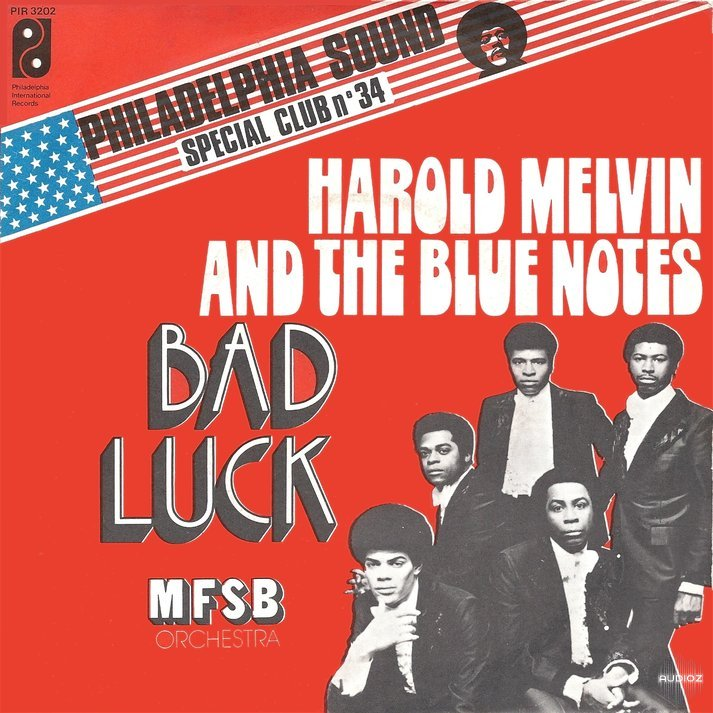 Download Harold Melvin & The Blue Notes - Bad Luck WAV [Remix Stems