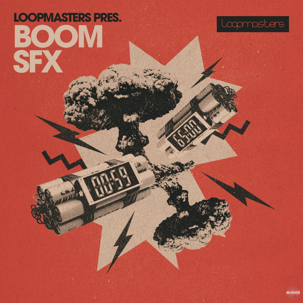 Download Loopmasters Boom SFX MULTiFORMAT » AudioZ