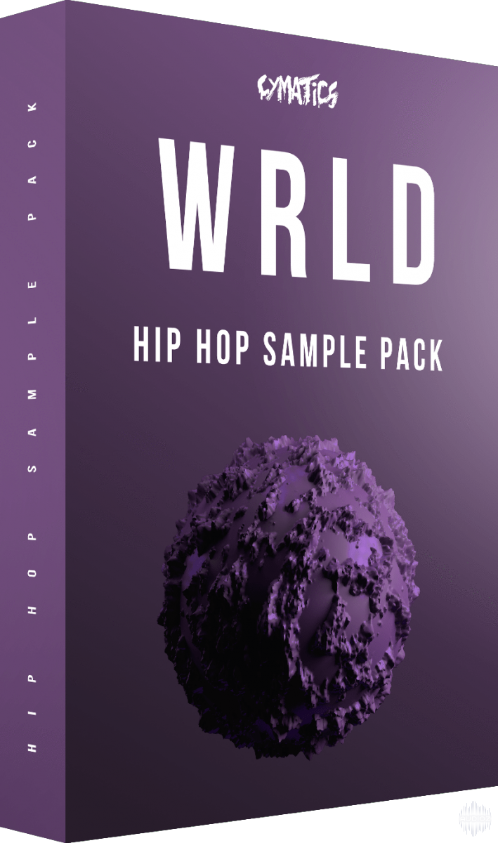 Download Cymatics WRLD Hip Hop Sample Pack WAV MiDi SERUM