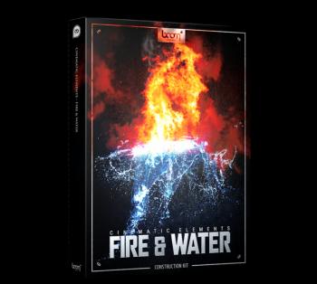 Boom Library Cinematic Elements: Fire & Water Bundle WAV screenshot