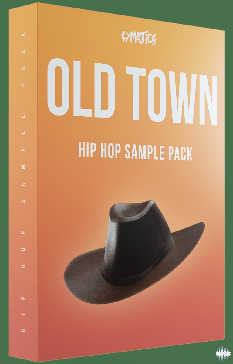 Download Cymatics Old Town - Hip Hop Sample Pack WAV MiDi