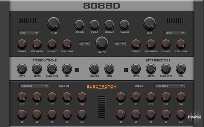 Download Electronik Sound Lab 808BD FOR HALiON SONiC SE [FREE] » AudioZ