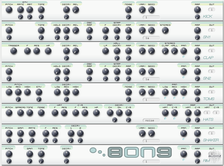 Download Xoxos Bong x86 VST WiN [FREE] » AudioZ