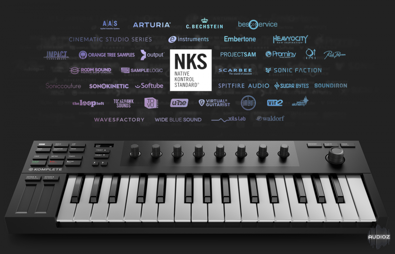 Download Native Instruments Komplete Kontrol v2 1 4 Standalone AU
