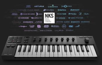 Native Instruments Komplete Kontrol v2.2.1 MacOSX screenshot