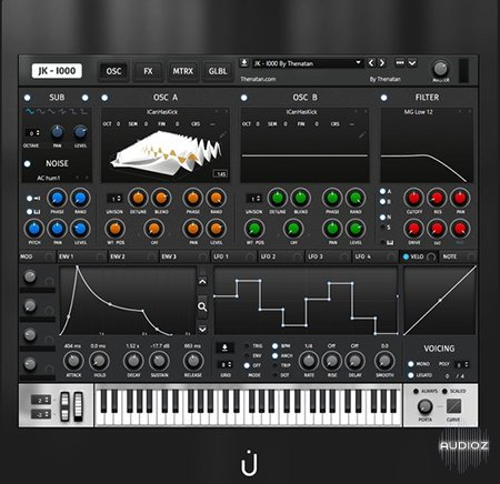 Xfer serum download audioz | Xfer Serum Free Download  2019