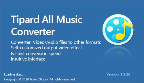 Download Tipard All Music Converter 9 2 16 » AudioZ