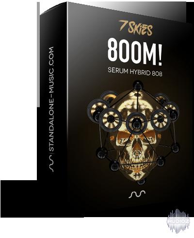 Download standalone-music com 800M! by 7SKIES (Serum Presets