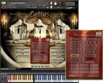 Best Service Cantus v1.1 KONTAKT screenshot