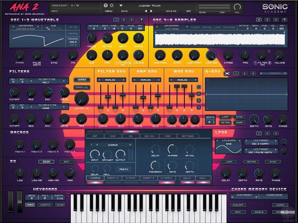 Posts during 04 08 2019 » Audio wareZ 🎹 Professional Audio Software