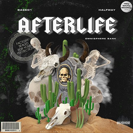 Download Treesound Halfway and Based1 Afterlife For SPECTRASONICS