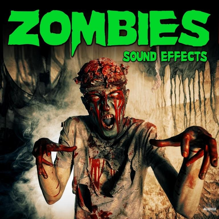 Download Sound Ideas - Zombies Sound Effects [Hot Ideas 2019] (Wav