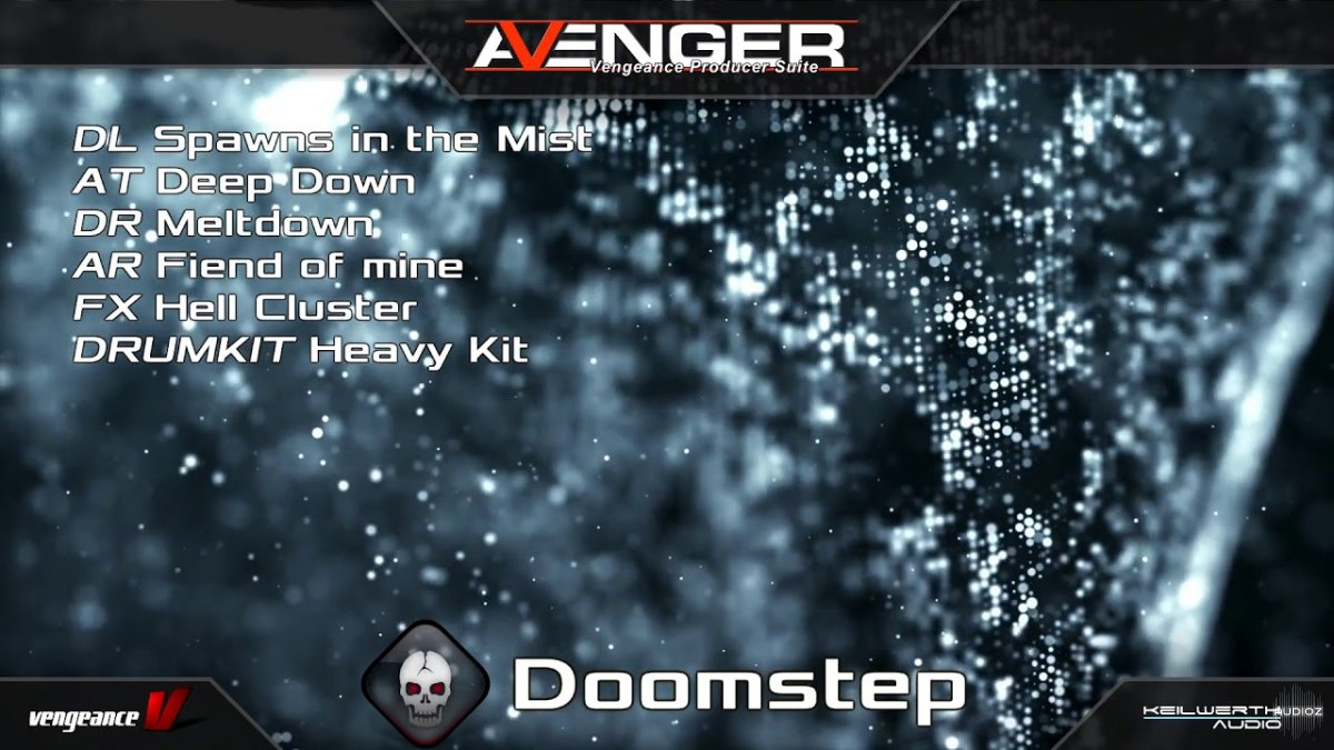 Download Vengeance Sound Avenger Expansion pack Doomstep