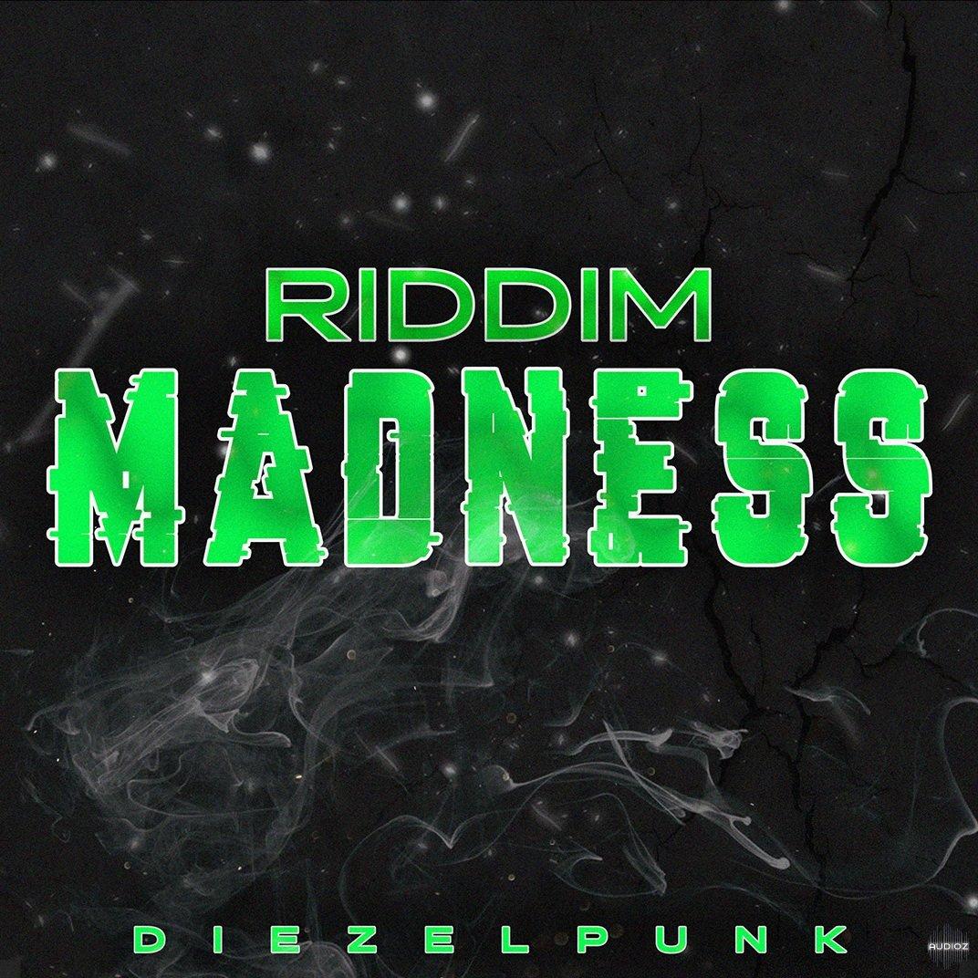 Download DiezelPunk Riddim Madness Dubstep WAV [FREE] » AudioZ