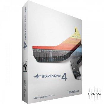 Download PreSonus Studio One 4 Professional v4 5 3 Ked