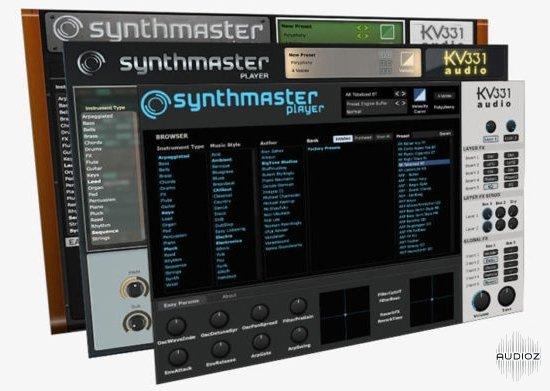 KV331 SynthMaster V2.9.8