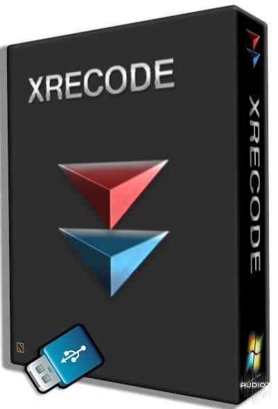 XRecode III 1.112 Crack With Keygen 2021 Free Download