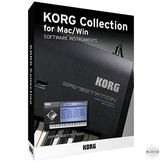 SR Wavestation IOS A//D Most Sounds: Korg Wavestation: EX Legacy