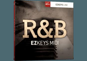 Toontrack R&B EZkeys MiDi WiN MAC screenshot