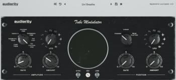 Audiority Tube Modulator v1.1 VST AU AAX MAC/WiN screenshot