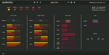 Audiority Deleight v1.1.2 VST AU AAX MAC/WiN screenshot
