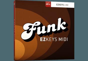 Toontrack Funk EZkeys MiDi WiN MAC screenshot