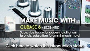 Sonic Academy Make Music With Cubase 6 PT 1-2 TUTORiAL-SYNTHiC4TE screenshot