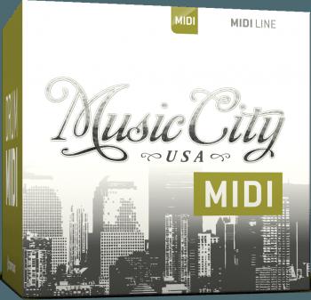 Toontrack Music City USA MiDi WiN MAC screenshot