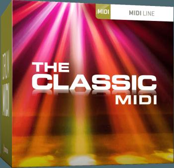 Toontrack The Classic MiDi WiN MAC screenshot