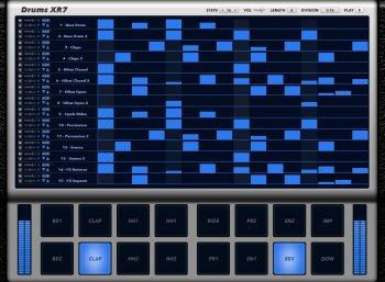 Muze Drums KONTAKT screenshot