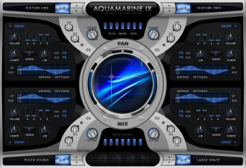 Muze Aquamarine Complete v1.2 KONTAKT Update ONLY screenshot