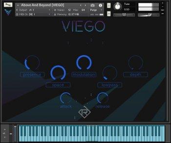 Rigid Audio Viego KONTAKT screenshot