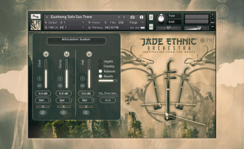 Strezov Sampling JADE Ethnic Orchestra KONTAKT screenshot