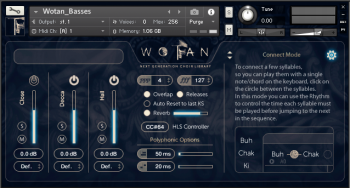 Strezov Sampling WOTAN Male Choir KONTAKT (Player Edition) screenshot