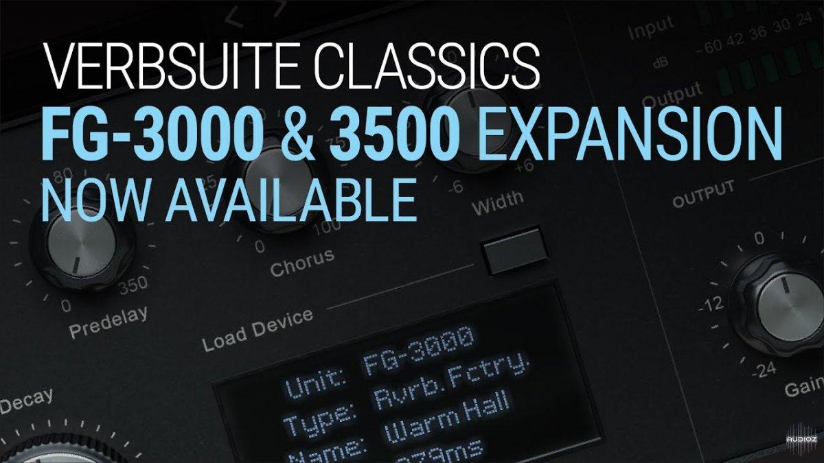 Download Download Slate Digital Verbsuite Classics FG-3000 & 3500 ...