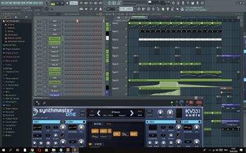 NatLife Retrowave V1 for SynthMaster One screenshot