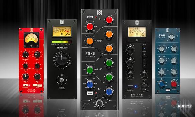 Download Slate Digital Virtual Mix Rack Complete v2.5.2.1
