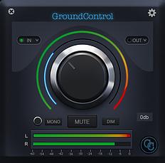 Ginger Audio GroundControl macOS [FREE] screenshot